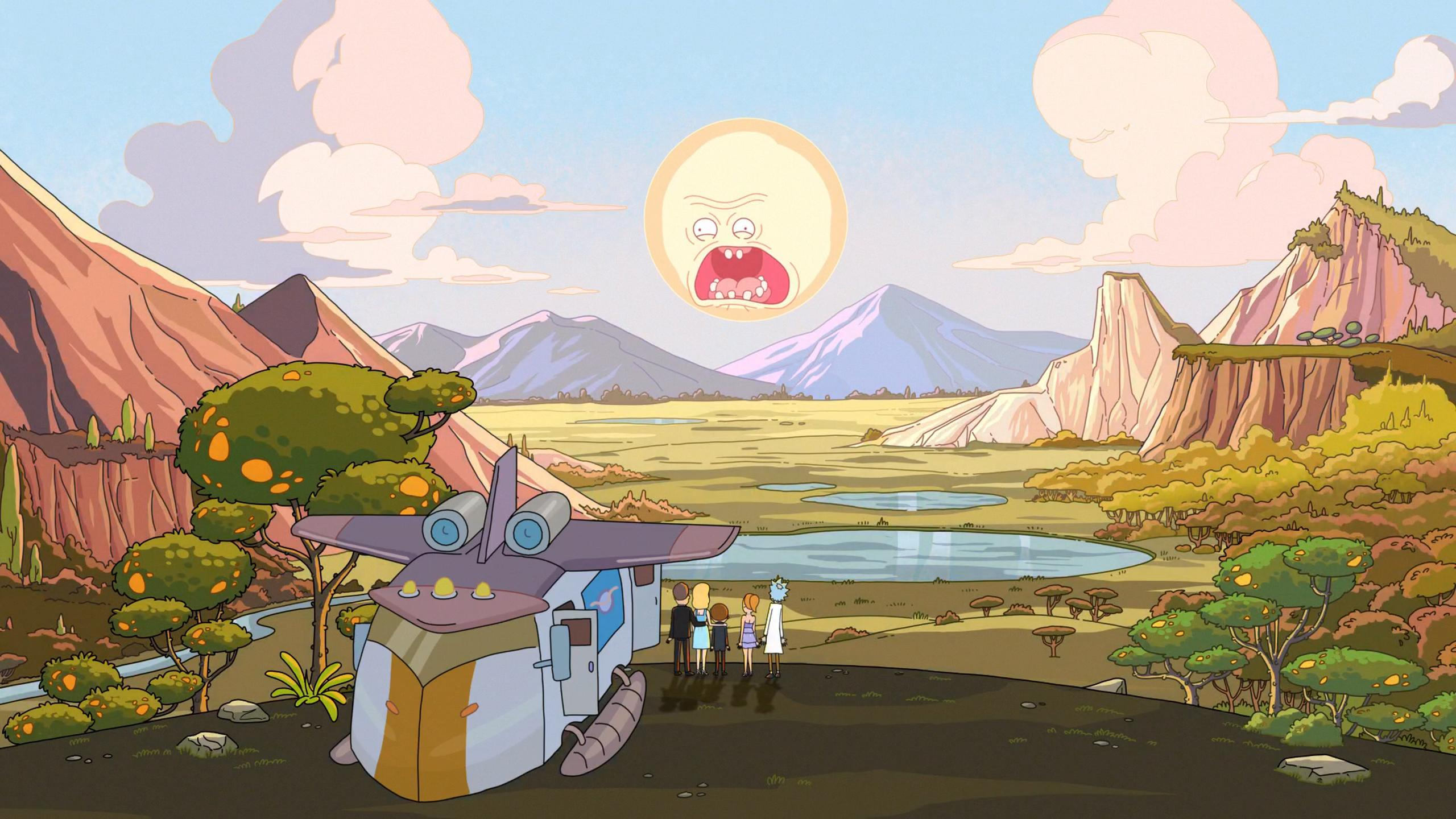 HD Rick and Morty Wallpapers Full HD Pictures 2560x1440