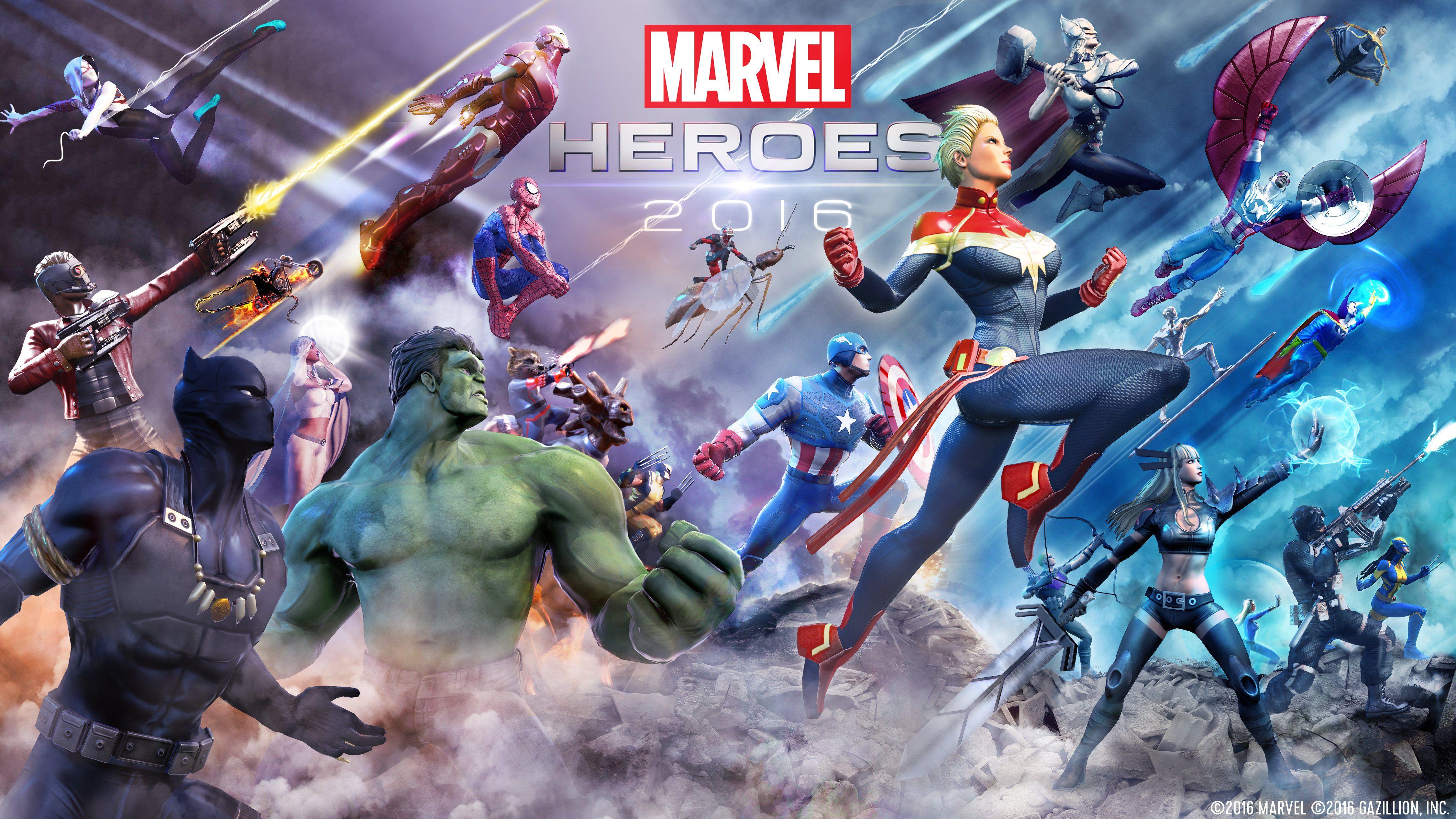 4K Marvel Wallpapers   Top 4K Marvel Backgrounds 4500x2531