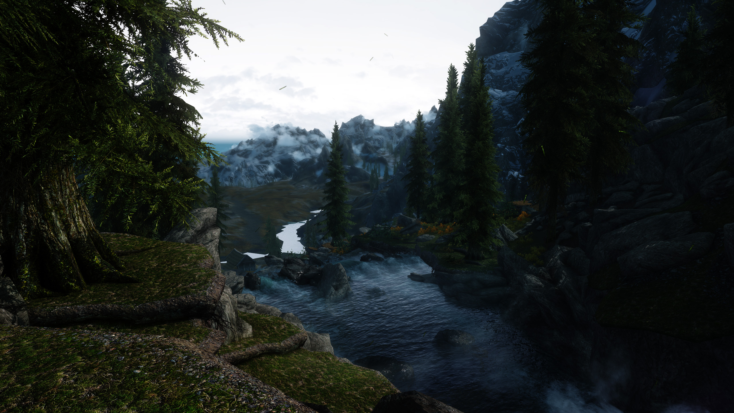 my custom tweaked ENB modifications from SuperL3 Extreme HD 4k 2560x1440