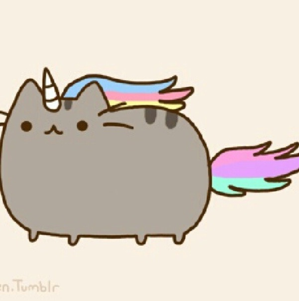 Pusheen Unicorn Unicorn pusheen aaahhhhhh i 601x605
