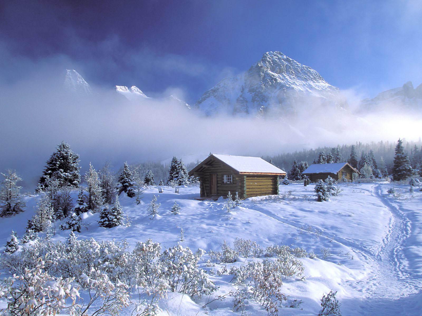 Snow Desktop Wallpapers and Backgrounds   Screensaver 1600x1200