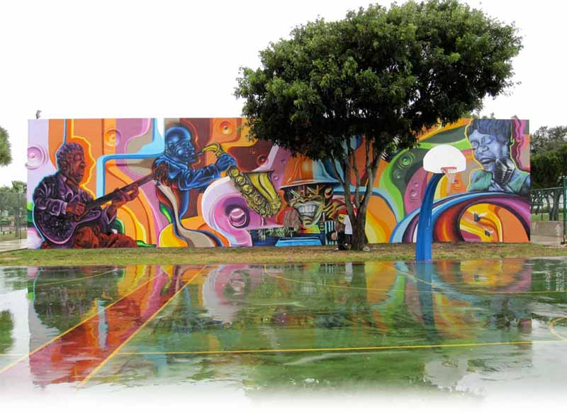 Graffiti Murals   Bests Graffiti 800x581