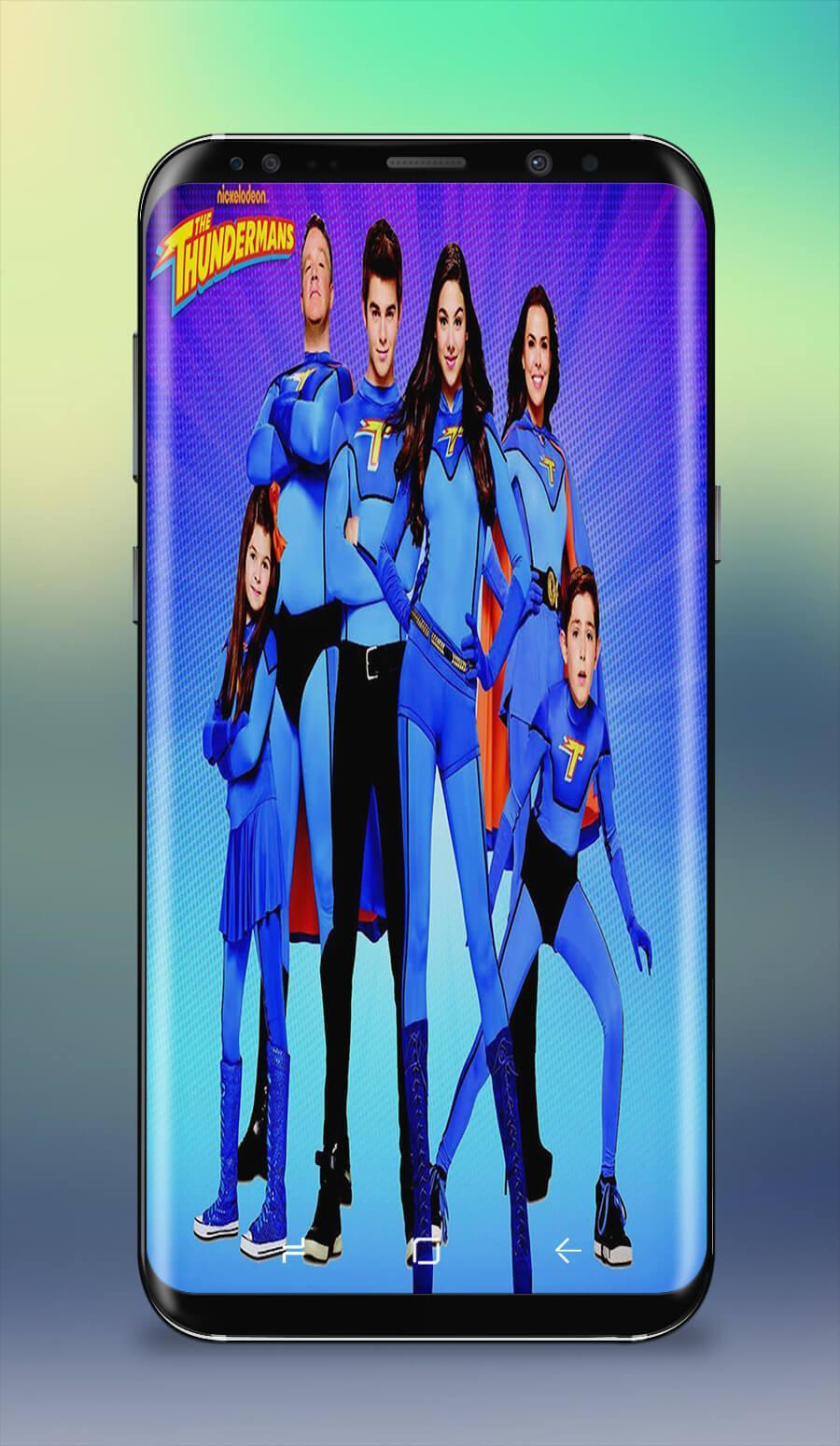 Heros Thundermans Wallpaper for Android   APK Download 900x1549
