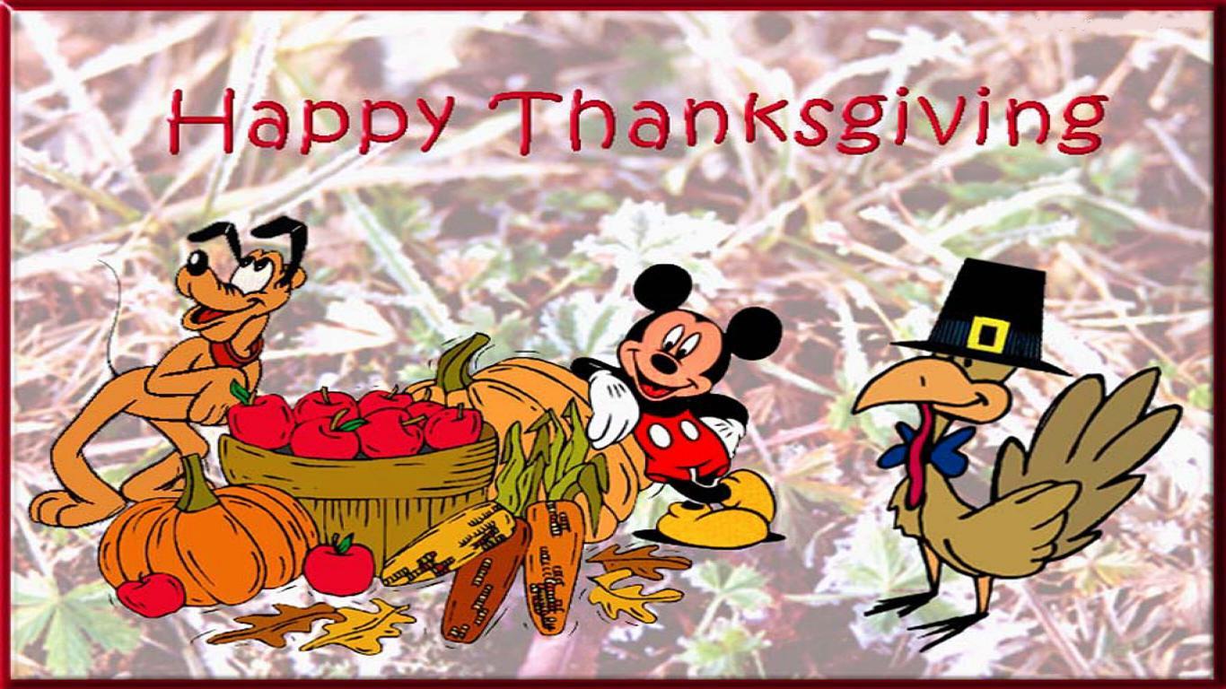 Disney Thanksgiving Wallpaper - WallpaperSafari