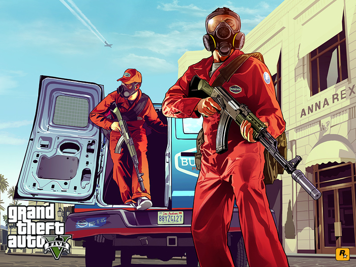 GTA 5 wallpapers has been tested by Softonic but it still doesnt 700x525