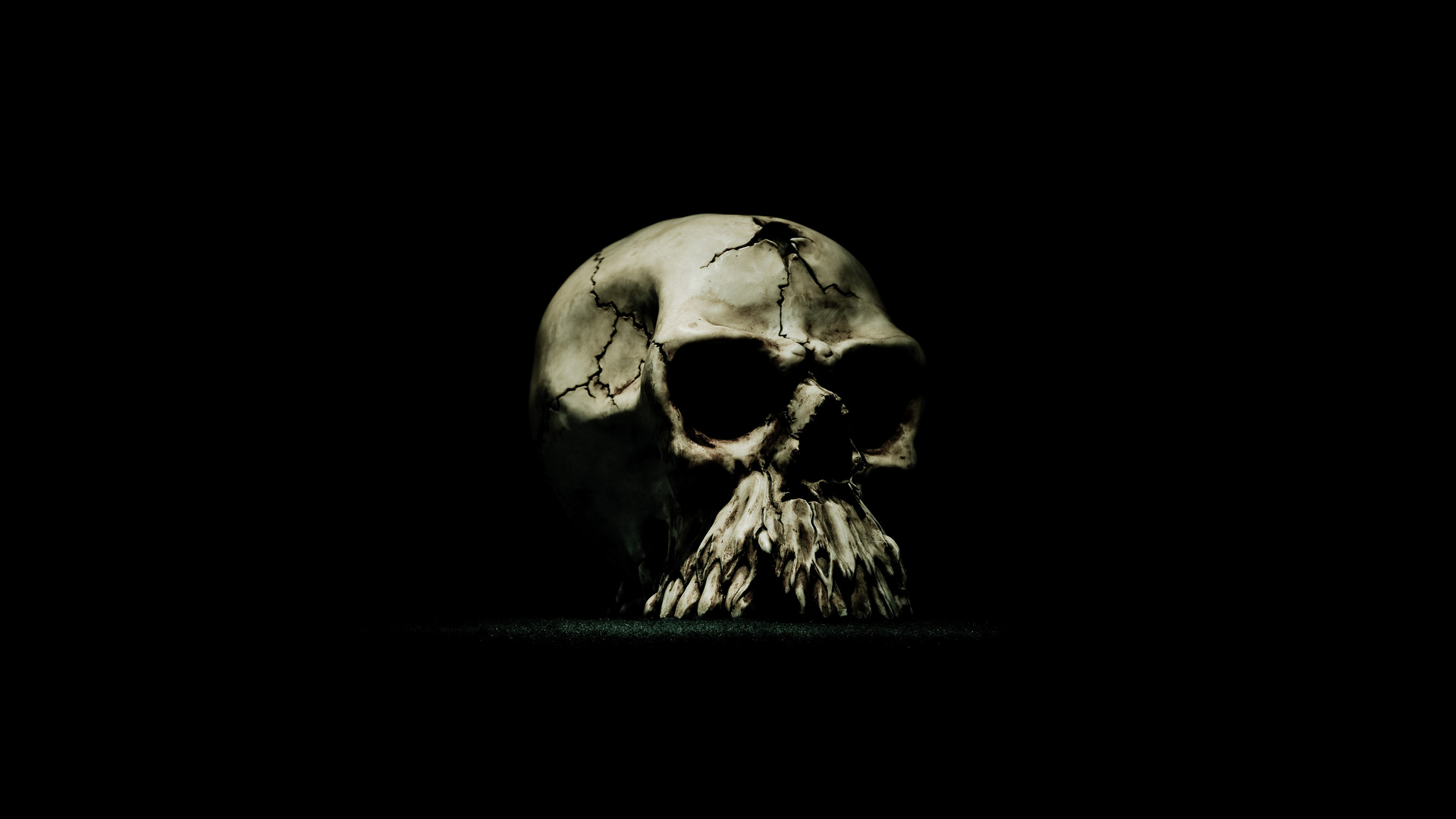 Evil Skull Wallpaper submited images 1920x1080
