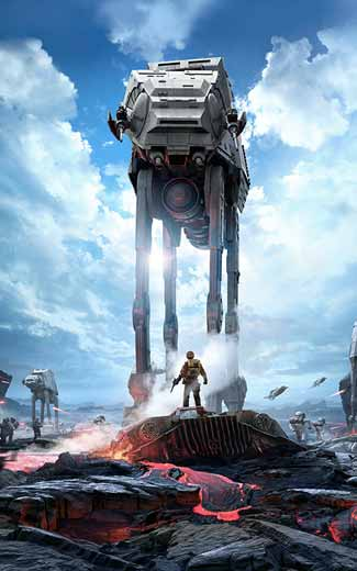 Star Wars Battlefront 4k Wallpaper Wallpapersafari