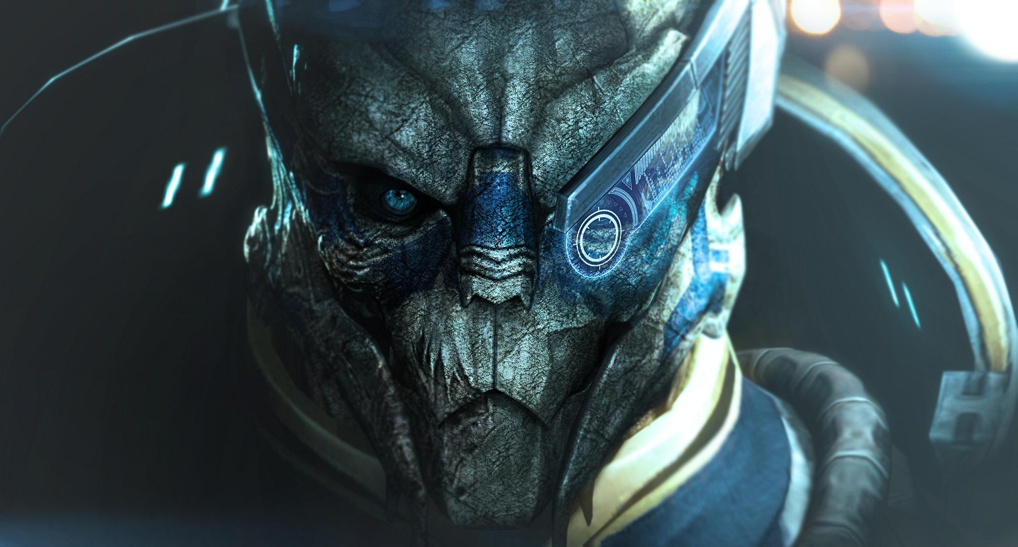Mass Effect Garrus Wallpapers HD Desktop ImageBankbiz 2010x1080