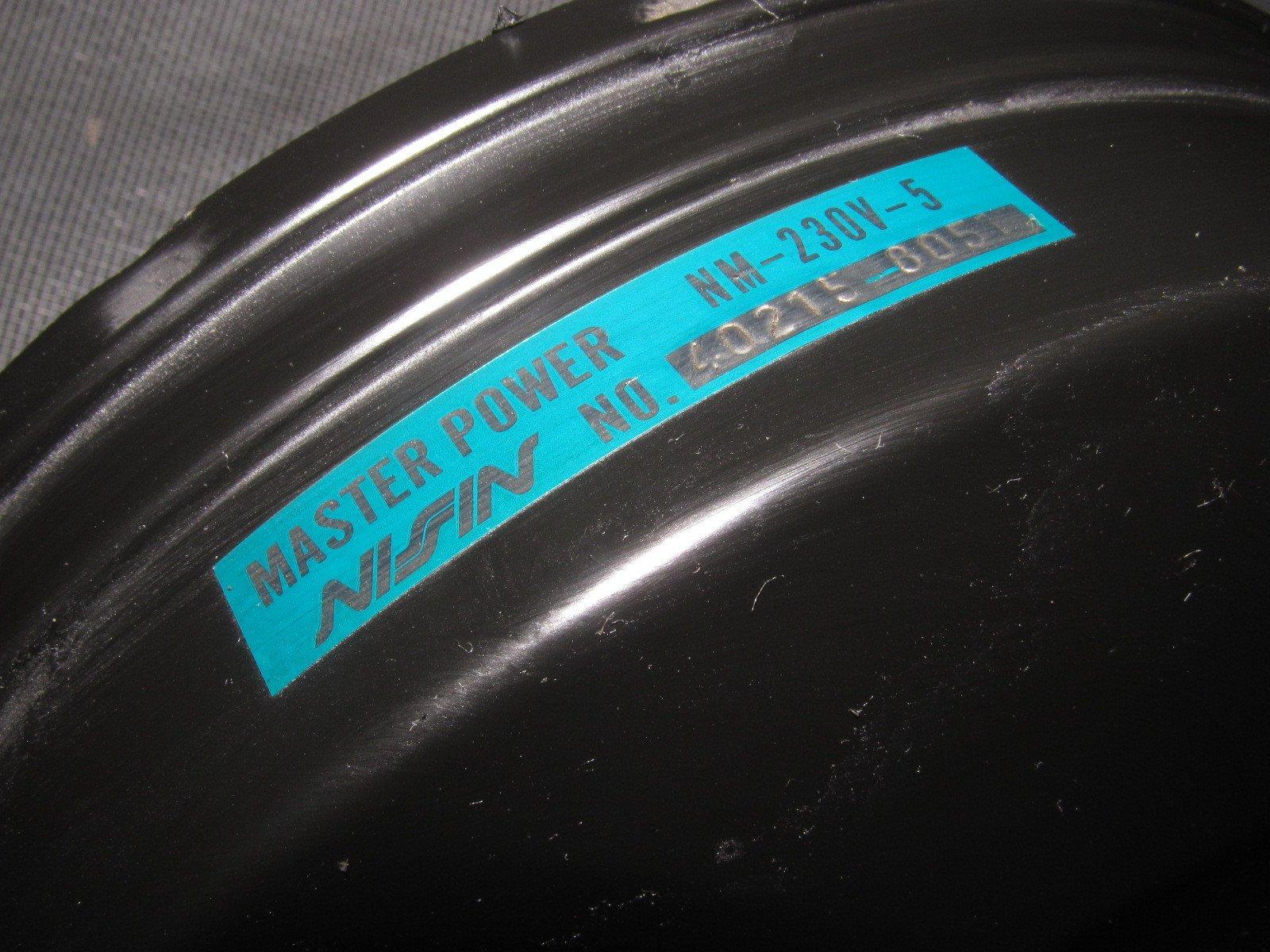 93 94 95 Honda Del Sol OEM B16A Brake Booster NM 230V 5 1600x1200