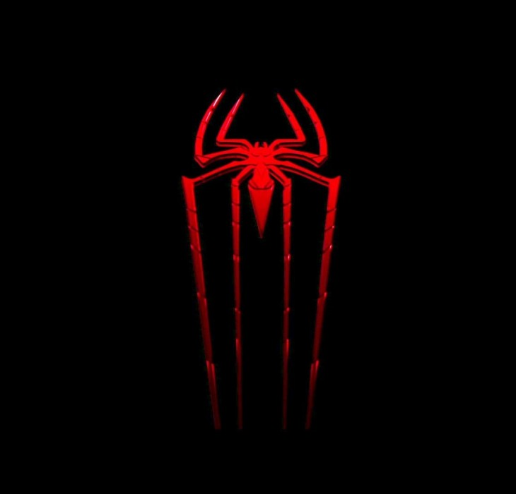 spider man hd wallpapers logo the amazing spider man hd background 730x700