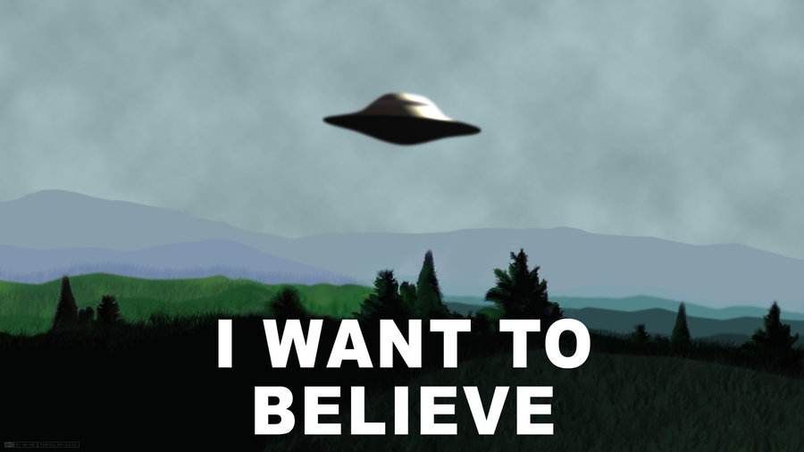 Files   I Want To Believe by RamaelK 900x506