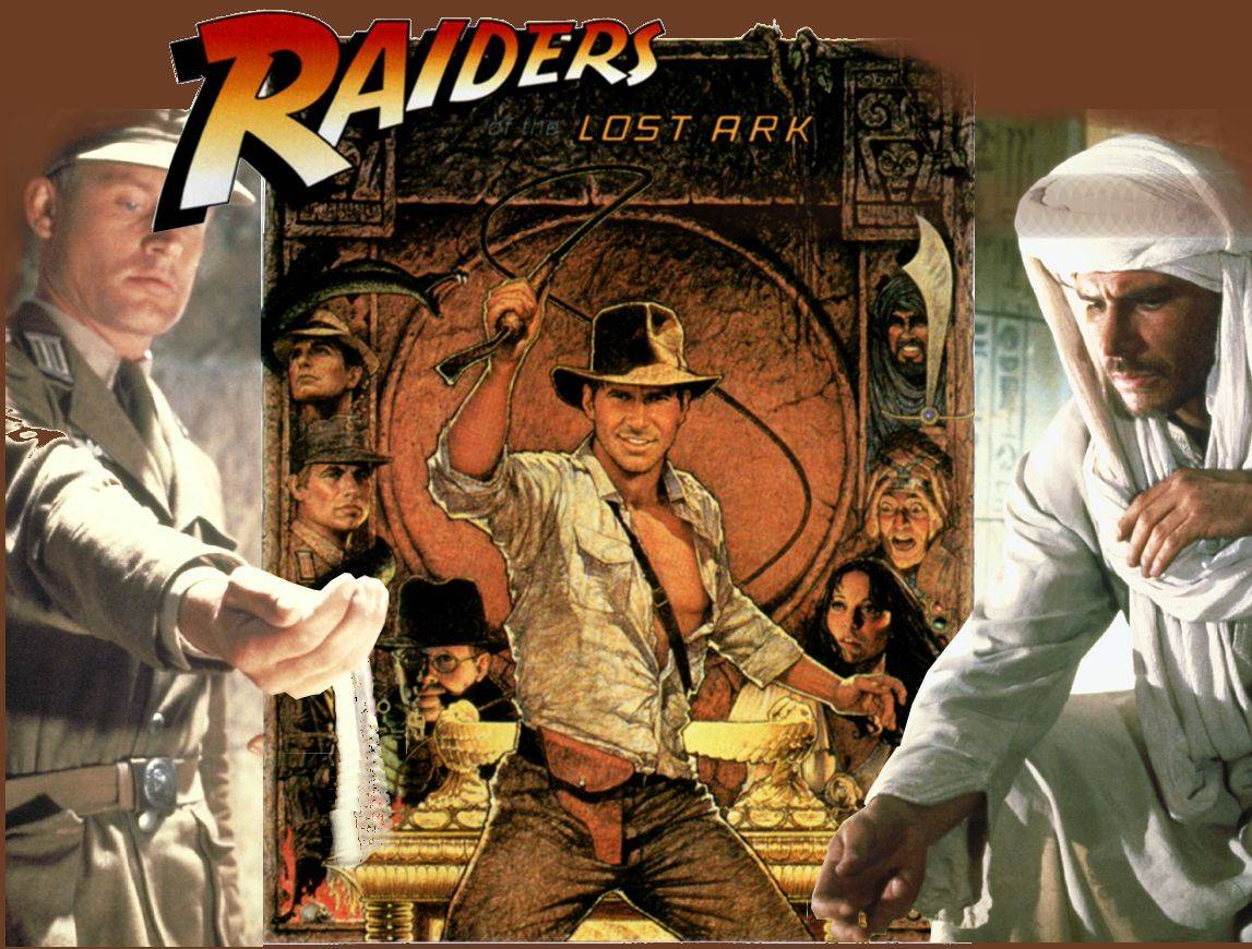 Raiders of the Lost Ark Wallpaper 9   1147 X 870 stmednet 1147x870