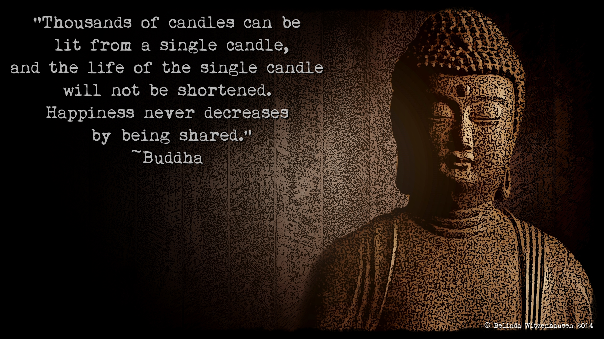 Buddha Quotes On Happiness Buddha Quotes Wallpaper  Wallpapersafari