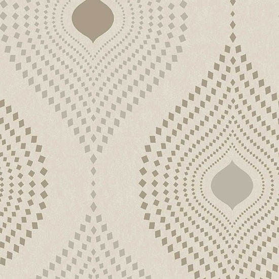 6752836Tia Geometric Design Wallpaper  Dove  Sample modern wallpaper 550x550