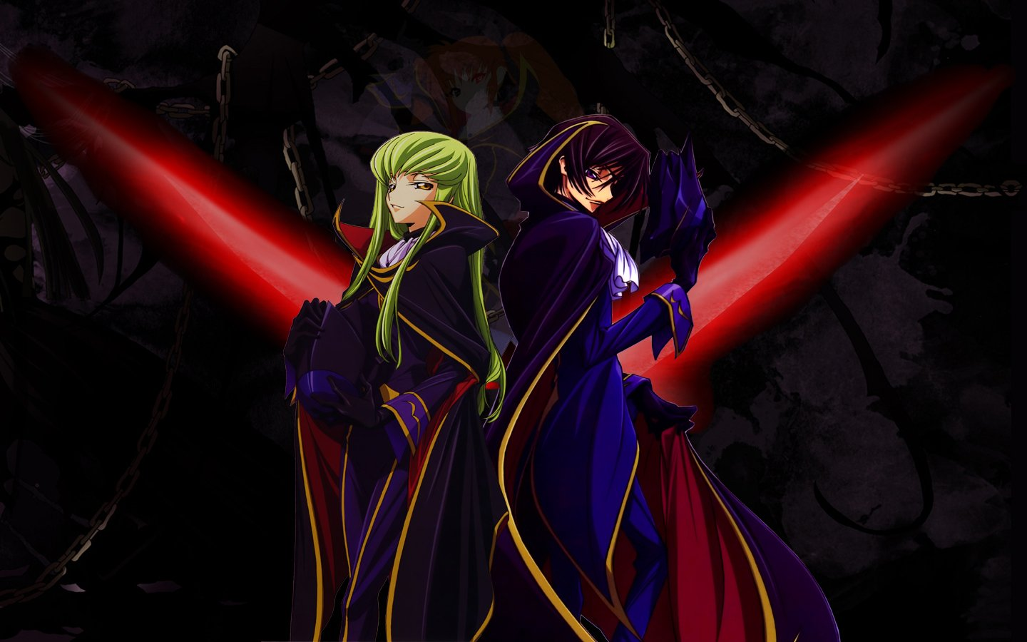 1287 Code Geass HD Wallpapers Backgrounds   Page 1440x900