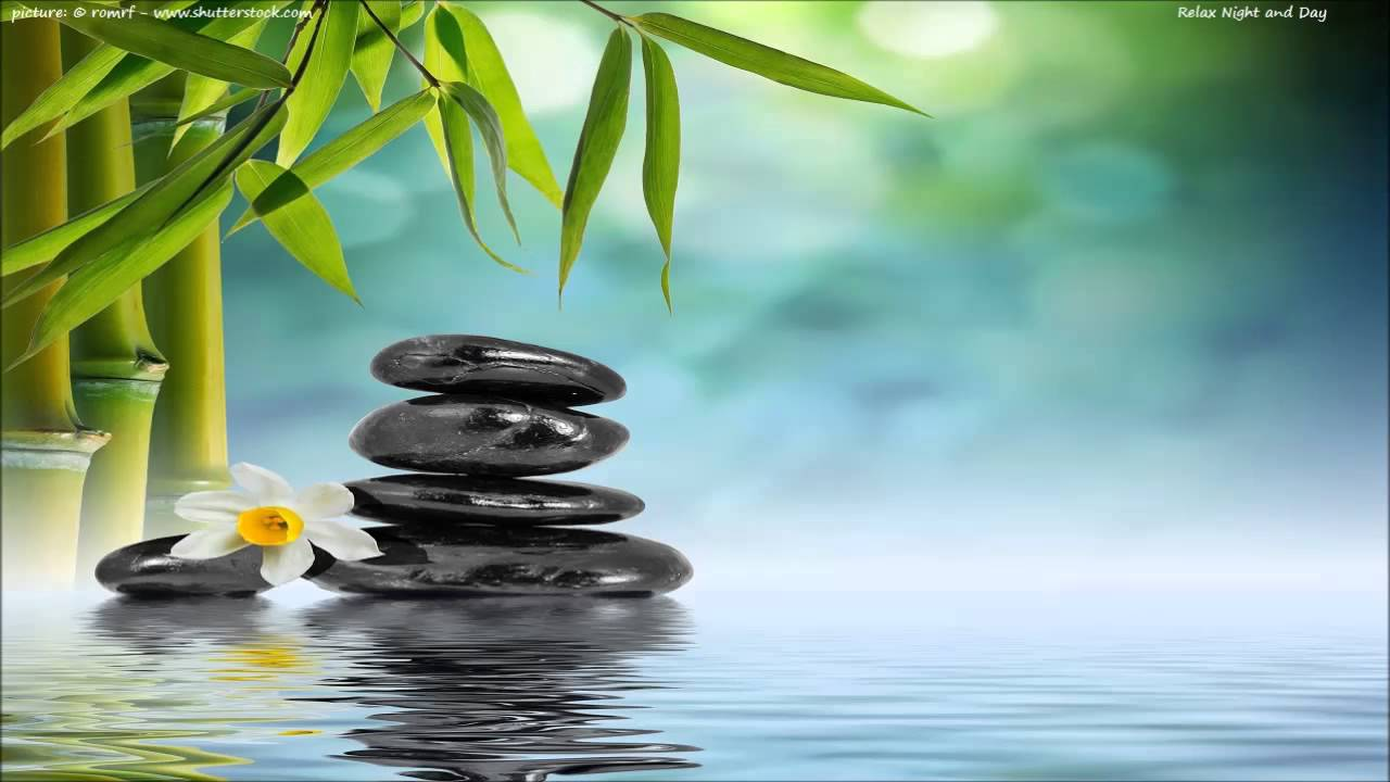 Relaxing Music   ZEN GARDEN   SleepStudyBackgroundYogaReikiSPA 1280x720