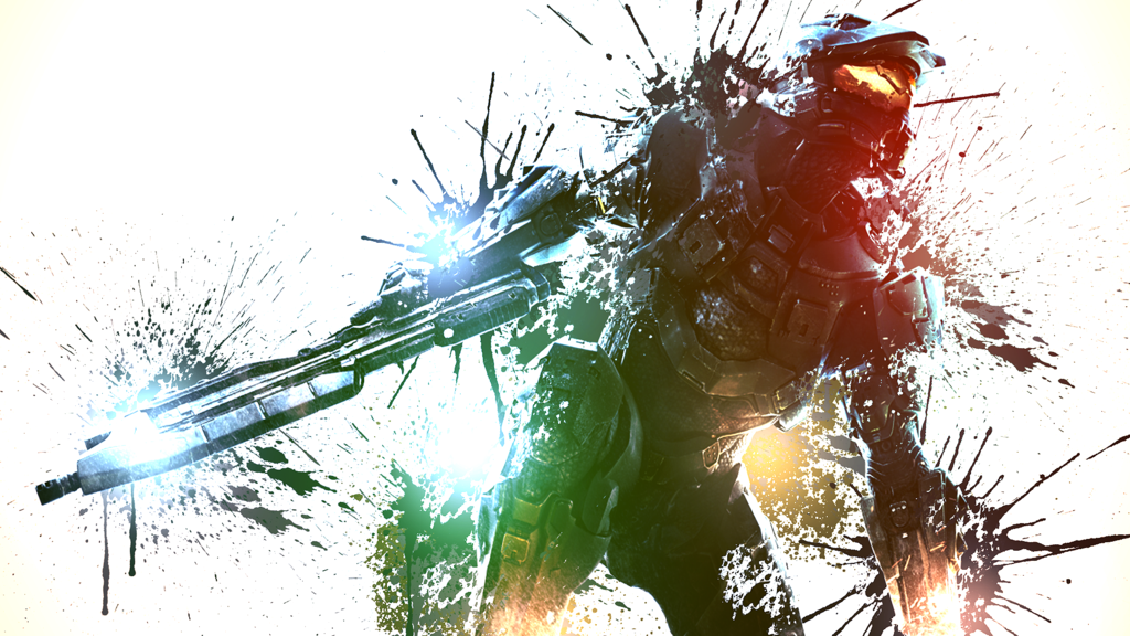 Cool Halo 4 Wallpapers 1024x576
