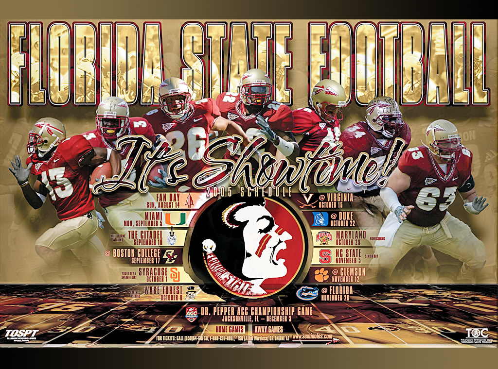 officially licensed FLORIDA STATE SEMINOLES live wallpaper designs 1024x760