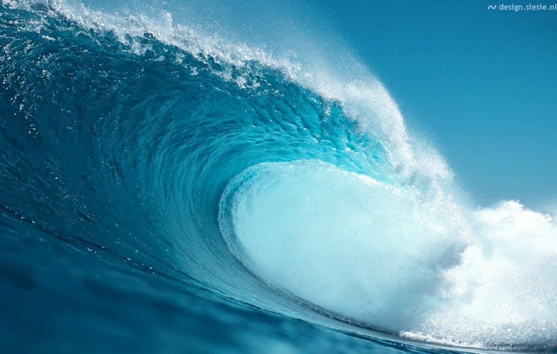 Blue Sea 41 Desktop Wallpaper   EnhancedHomesorg 1120x713