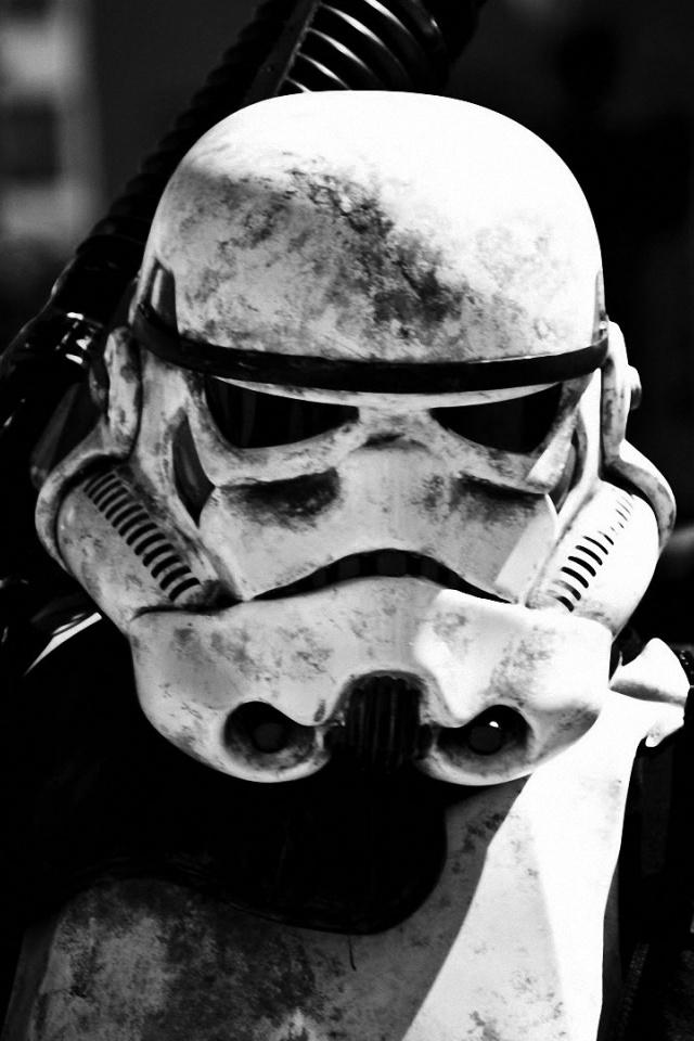 48 Stormtrooper Iphone Wallpaper On Wallpapersafari