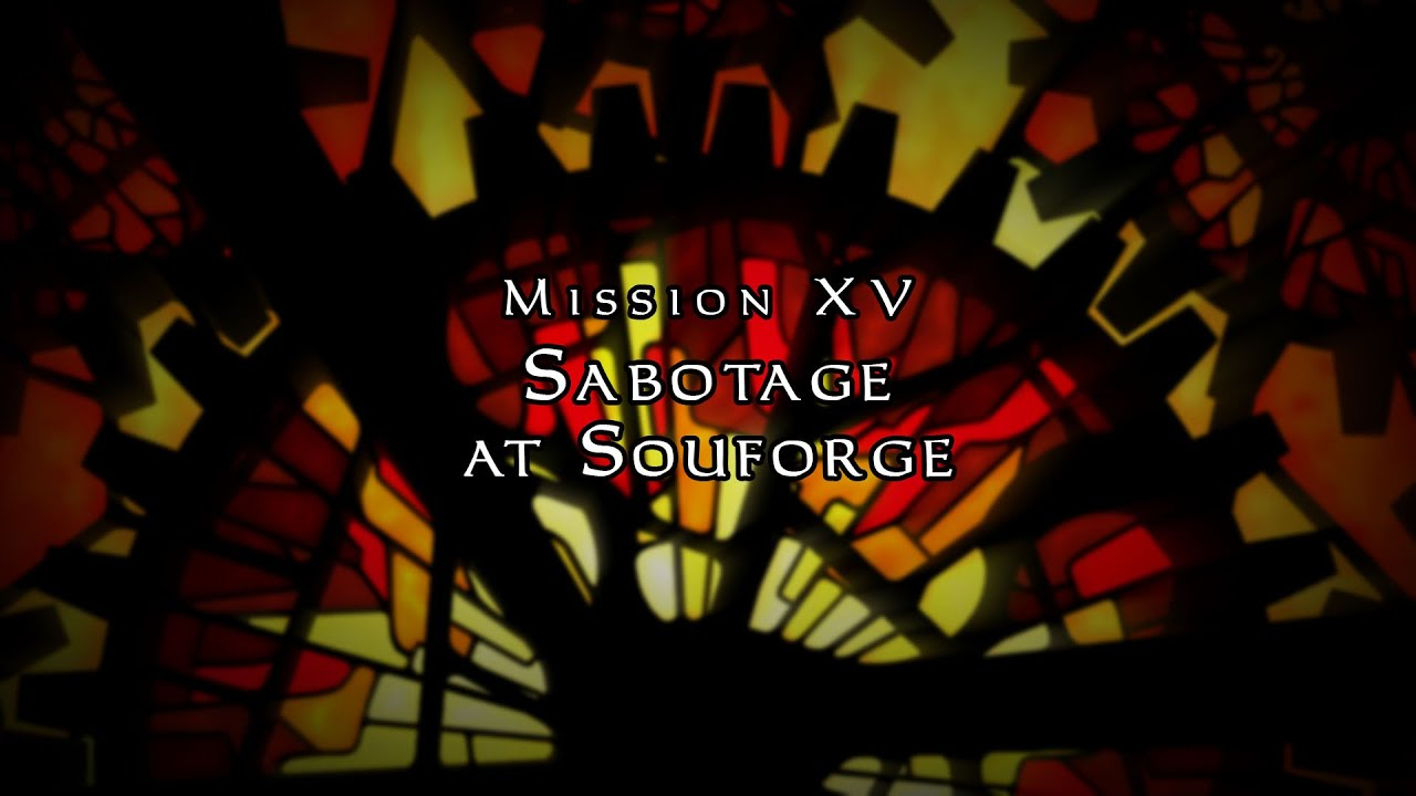 Lets Ghost Thief II The Metal Age   Mission 15   Sabotage at 1920x1080