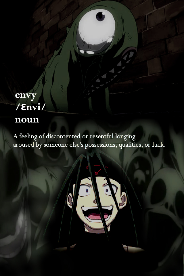 unicornarminEnvy   Fullmetal Alchemist Brotherhood Phone Wallpaper 640x960