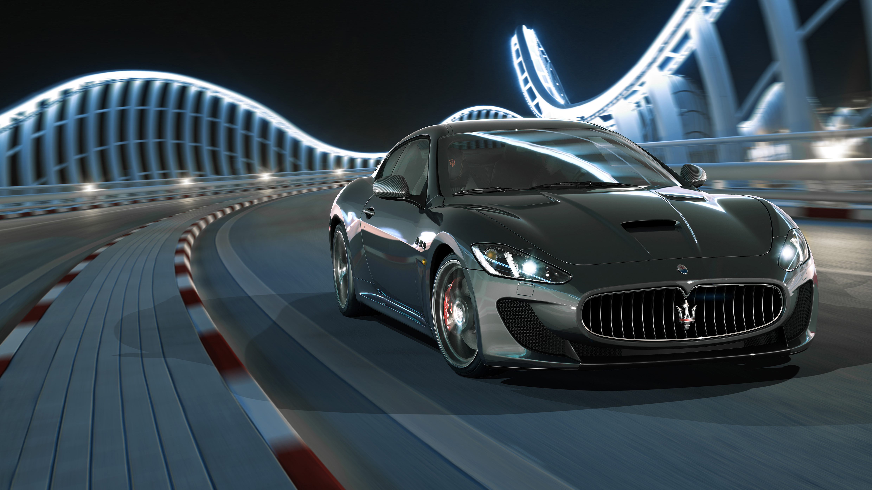 2018 Maserati GranTurismo 4K Wallpaper HD Car Wallpapers ID 7329 4960x2790