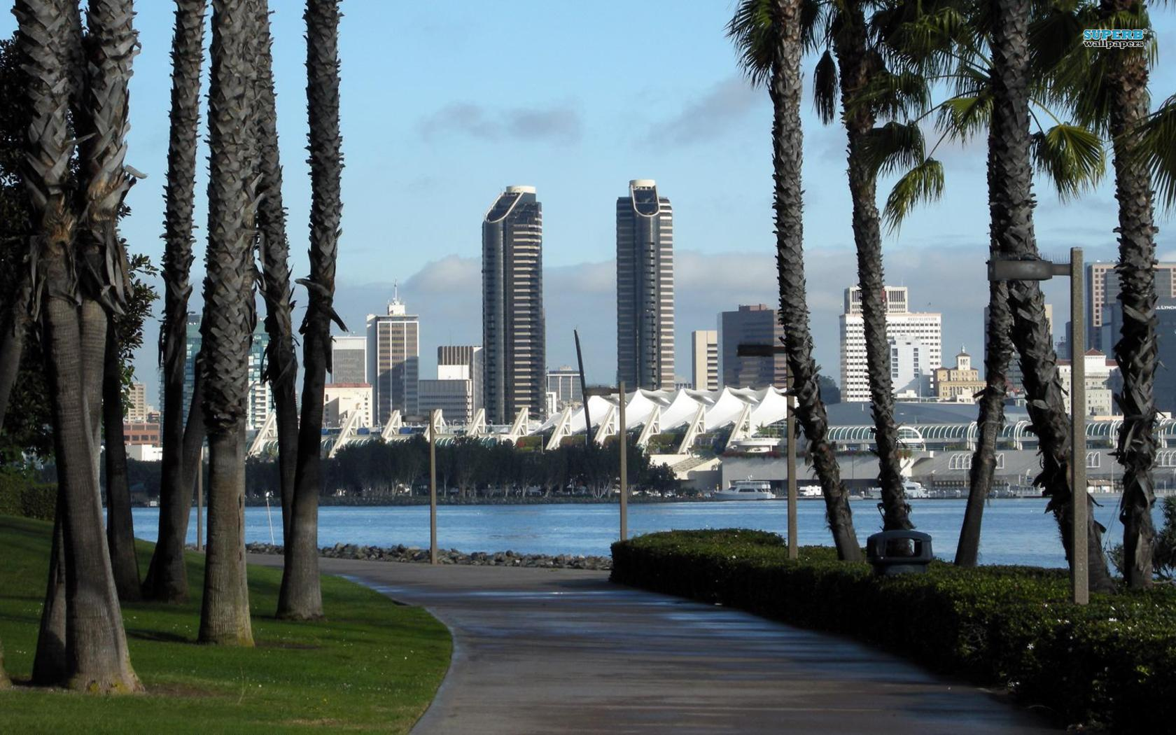 Wallpapers San Diego 1680x1050