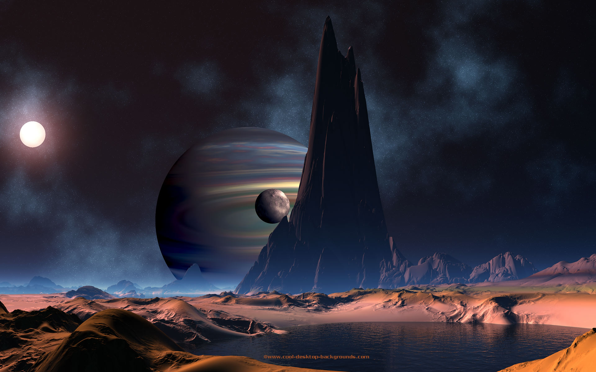 Background Backgrounds Space Planet Scifi Planets Desktop wallpapers 1920x1200