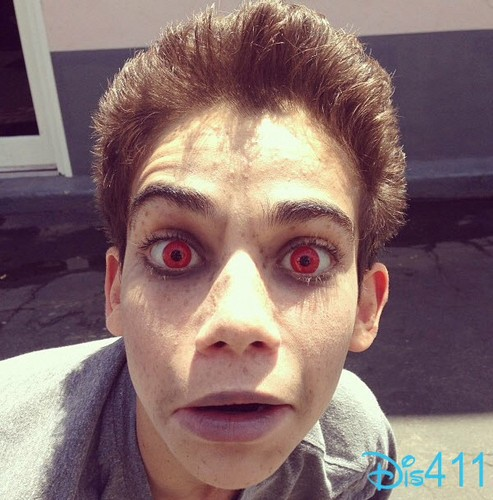 Cameron Boyce images A creepy vamp wallpaper and 493x500