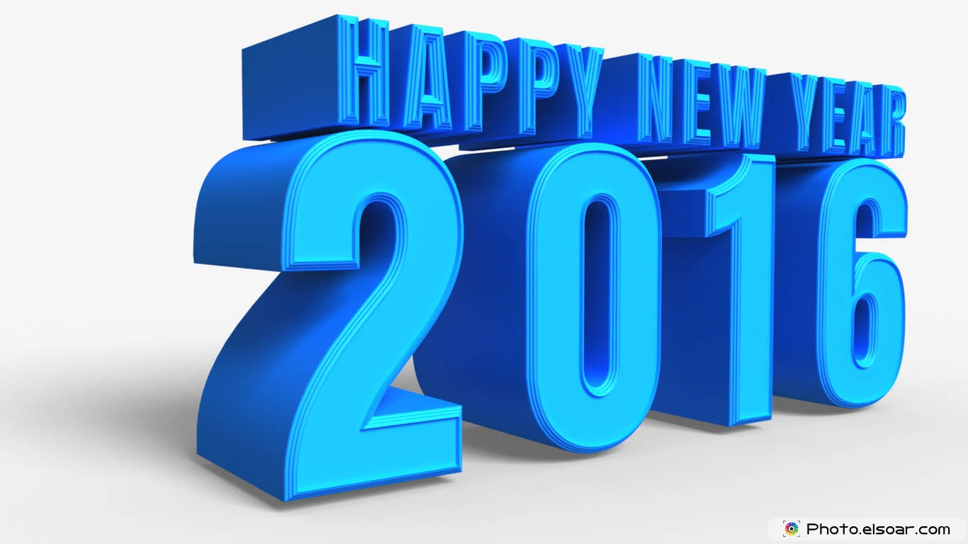 Happy New Year 2016 HD Wallpapers Unmatched Designs Elsoar 1366x768