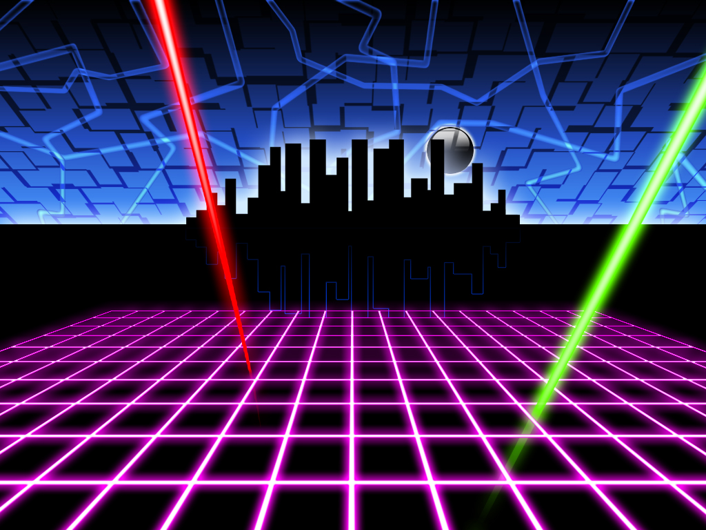 Cyberpunk City by CBU2029 1024x768
