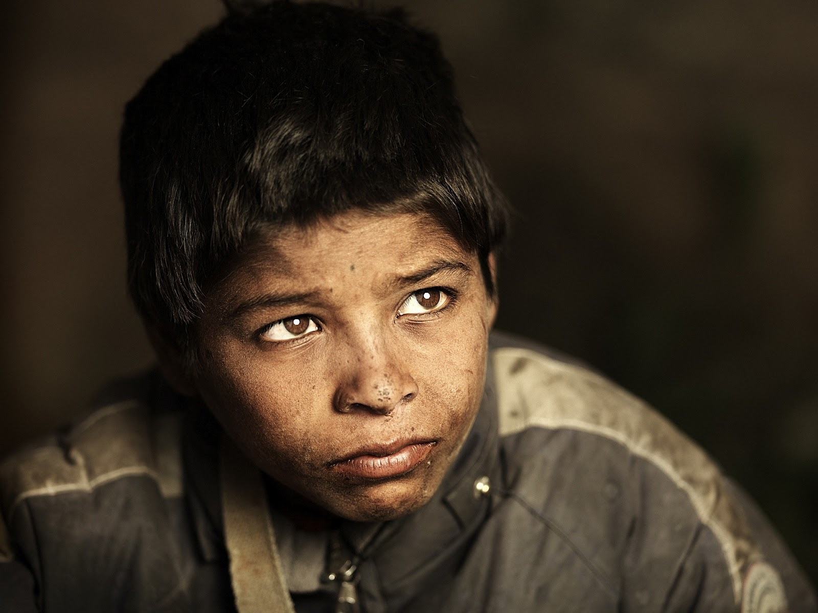 HD Wallpapers Poor Boy 1600x1200