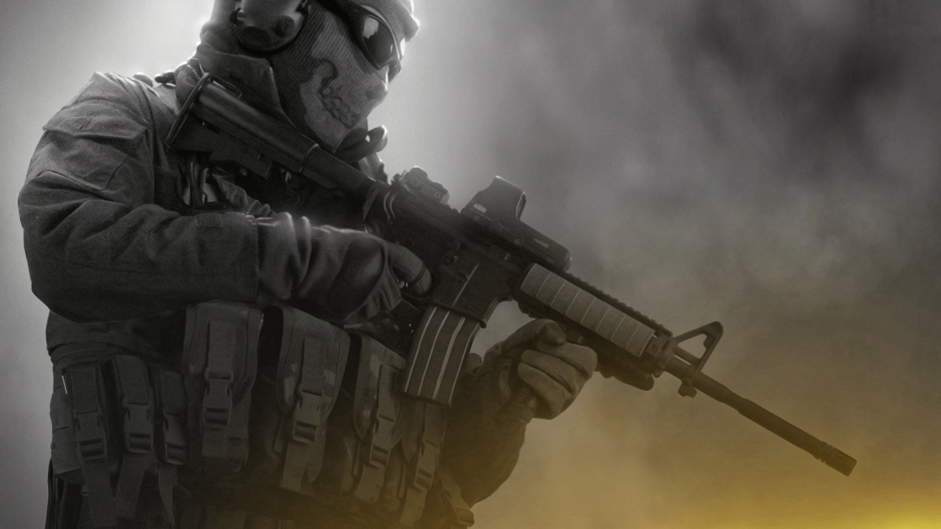 72 Mw2 Wallpaper Hd On Wallpapersafari