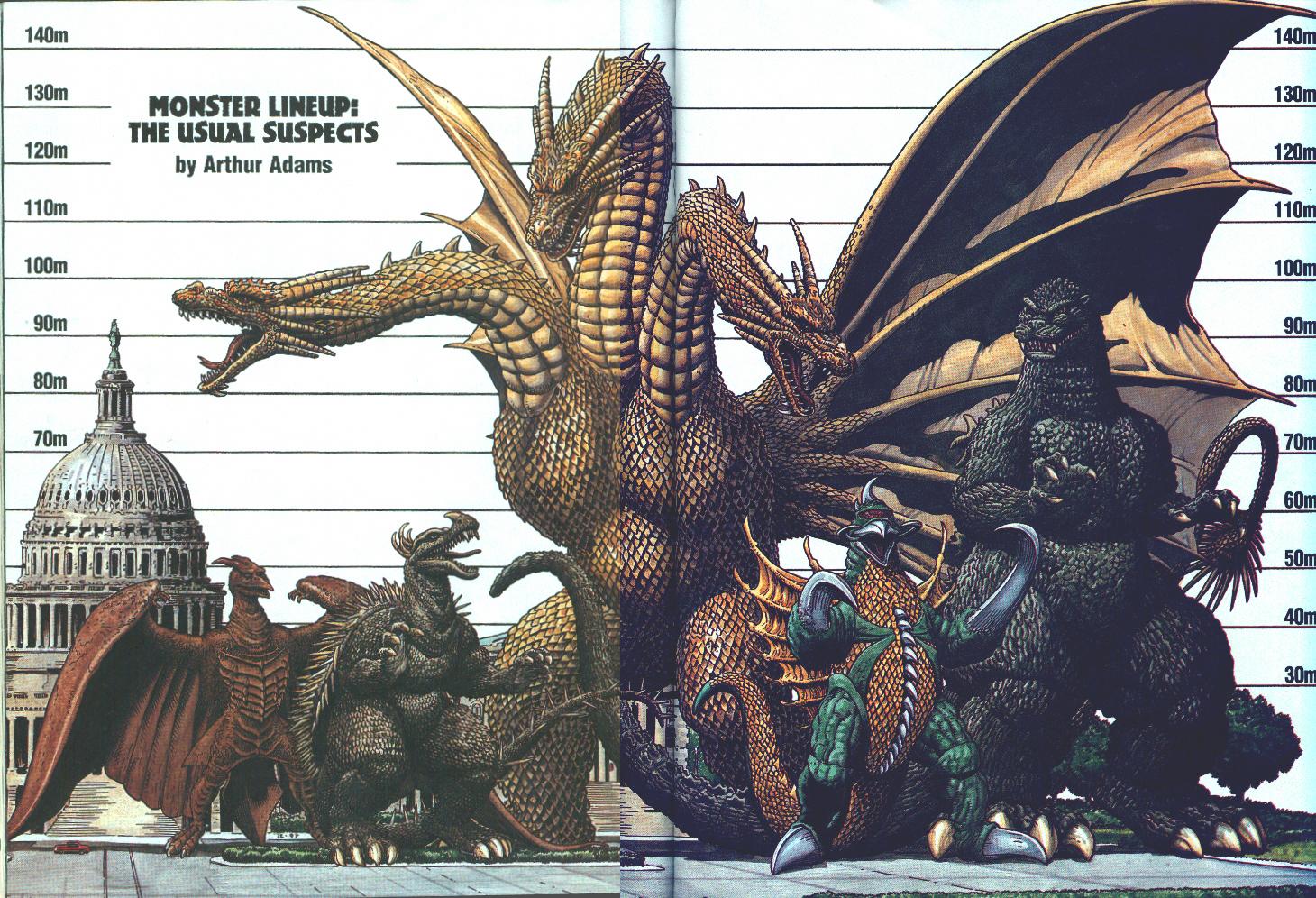 Godzilla Wallpaper 1460x996 Godzilla 1460x996