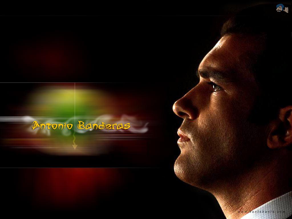 Antonio Banderas   Antonio Banderas Wallpaper 420995 1024x768
