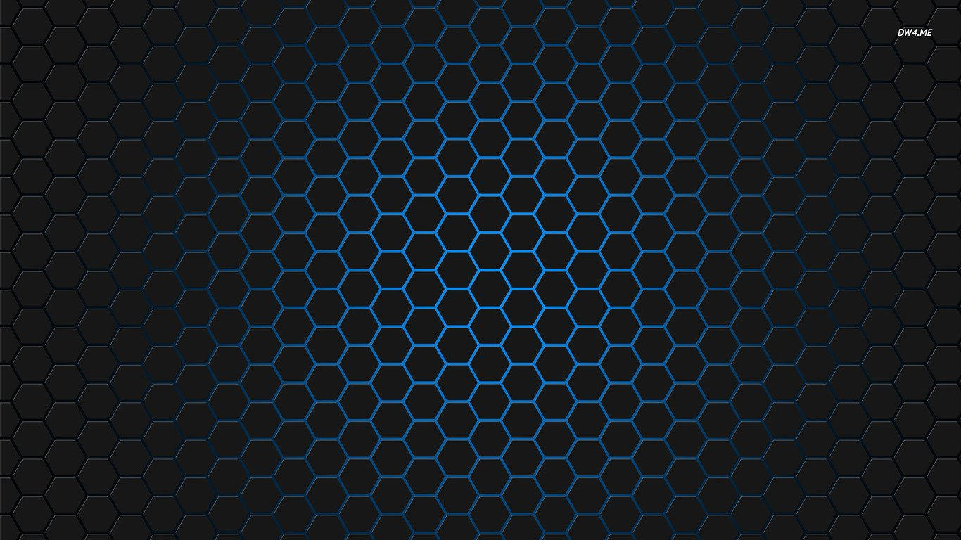 Black Hexagon Wallpaper - WallpaperSafari