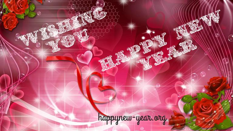 FunMozar Happy New Year 2015 Wallpapers 768x432