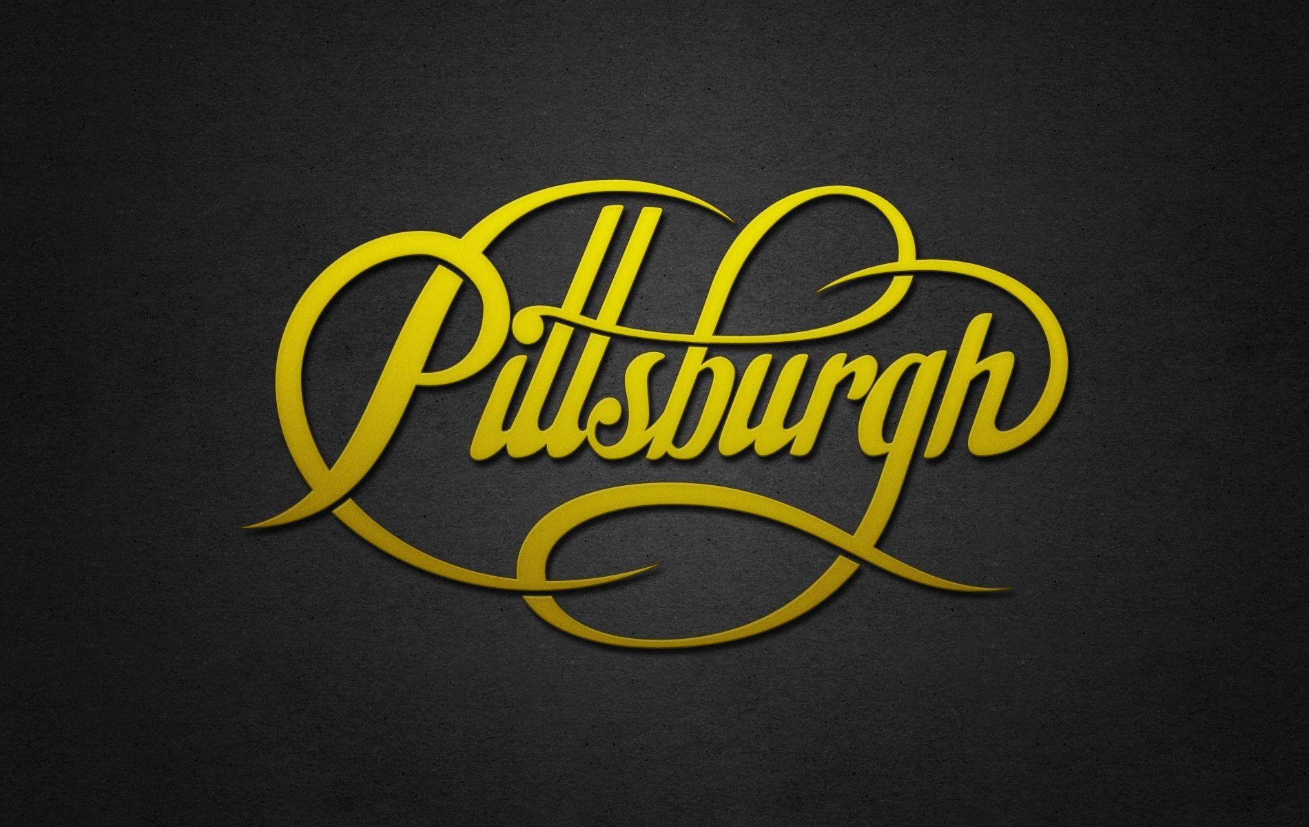 Download Pittsburg Steelers HD Logo Wallpaper 2017 1900x1200