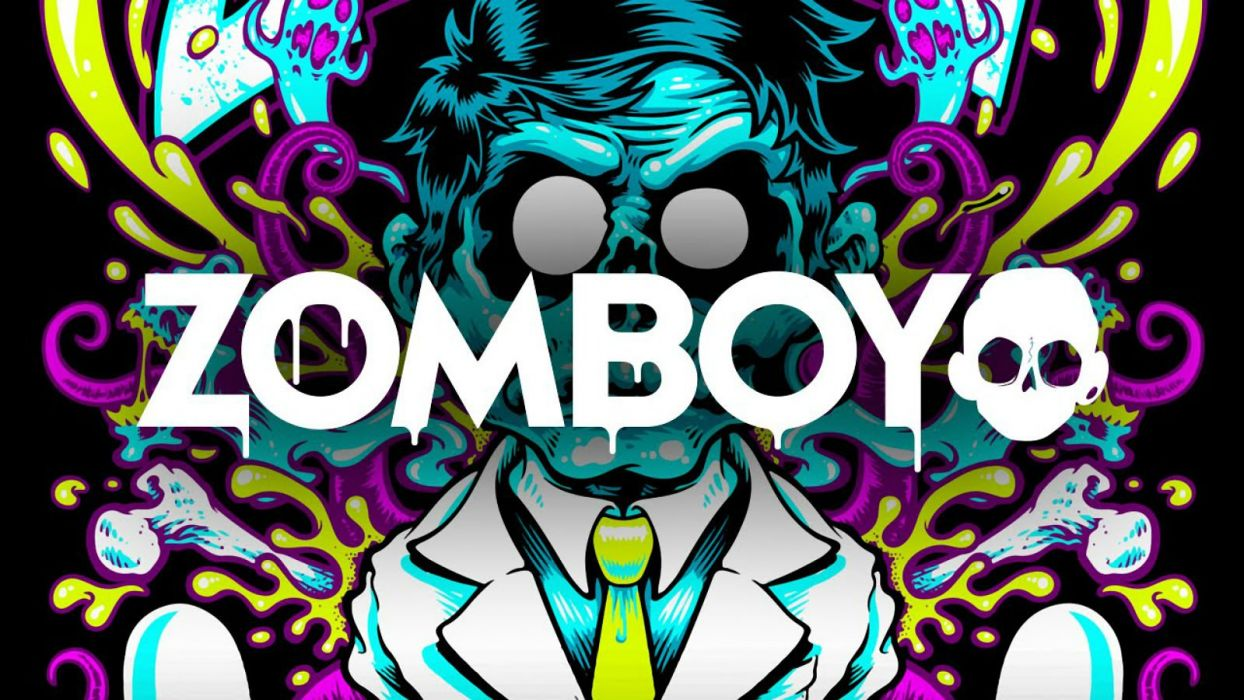 Zomboy Wallpapers 30 Background Pictures 1244x700