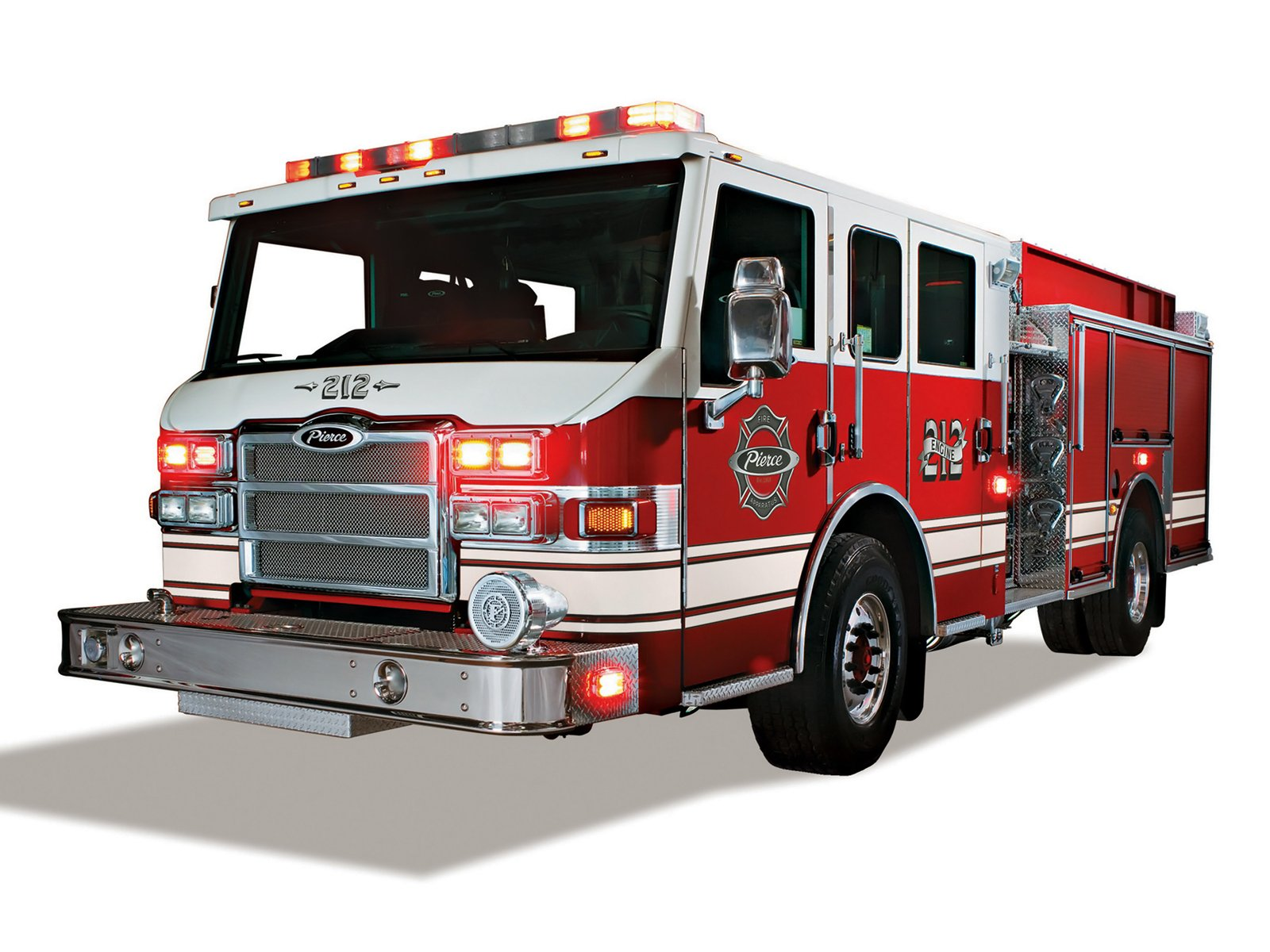 2010 Pierce PUC Pamper firetruck wallpaper 1600x1200 129902 1600x1200