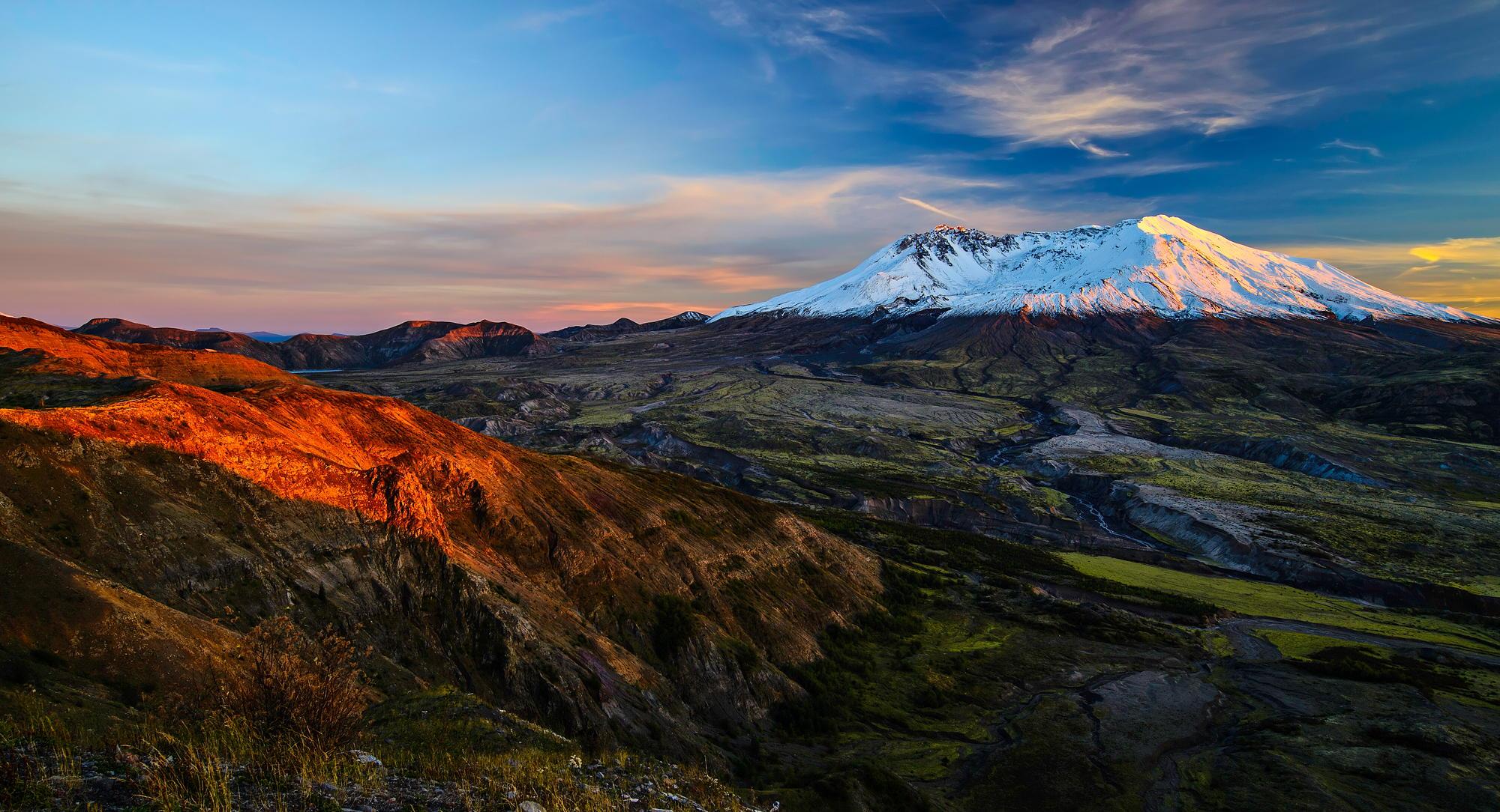 Best 48 Mount St Helens Wallpaper on HipWallpaper Amount 2000x1084