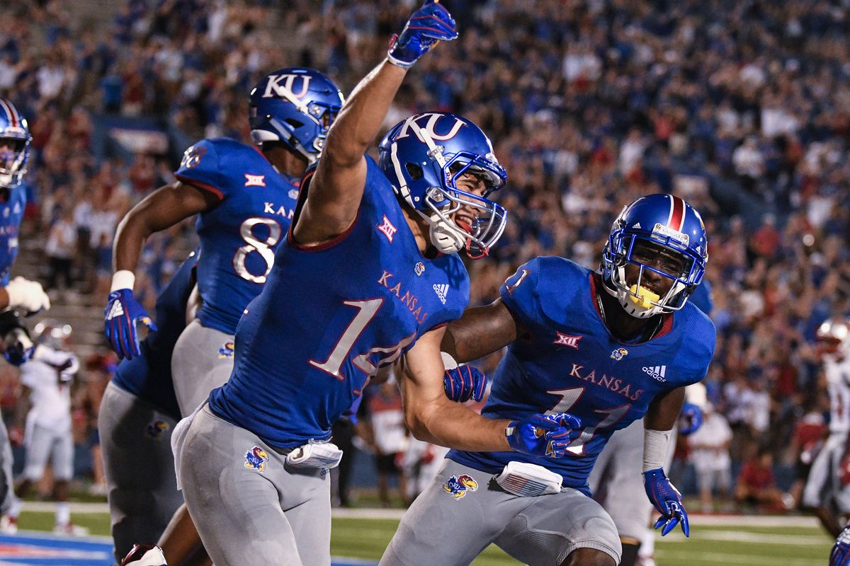Notebook Pooka Williams Mauls Weekly Awards   Rock Chalk Talk 1200x800