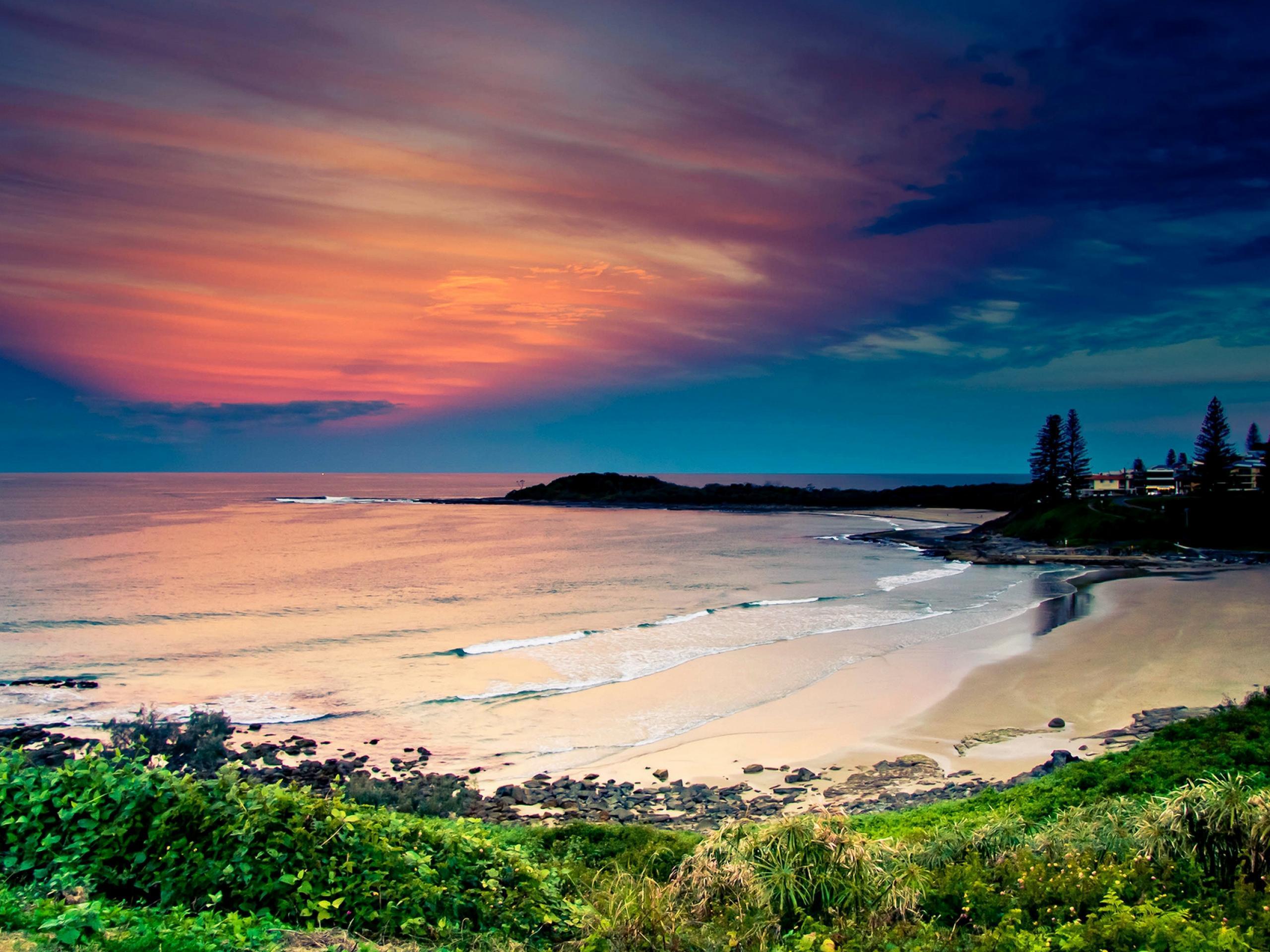 HD Ocean Paradise Wallpapers Desktop HD Wallpaper 2560x1920