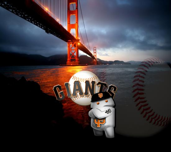 San Francisco Giants Tattoo PC Android iPhone and iPad Wallpapers 550x489