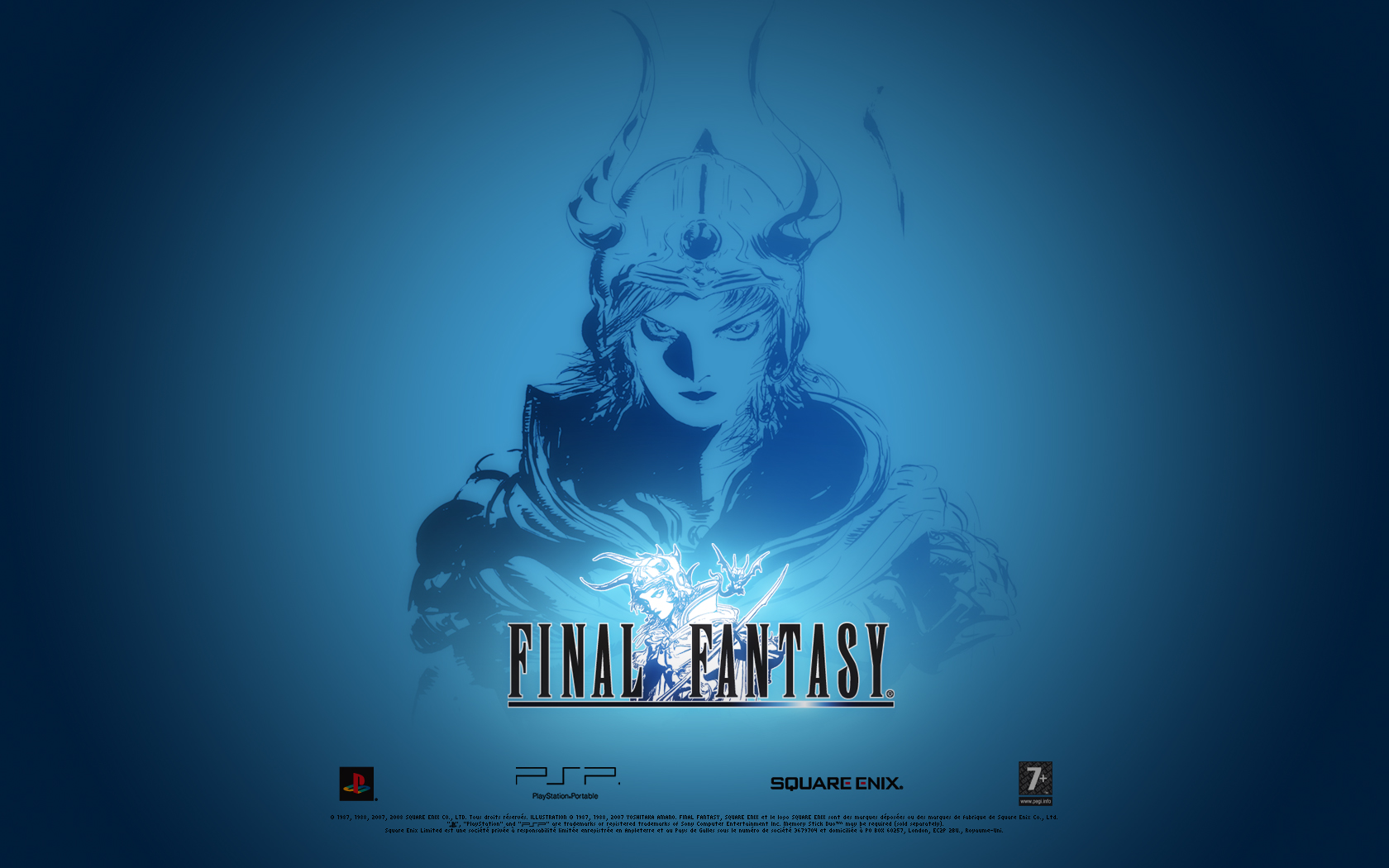 Images Final Fantasy   Wallpaper   Wallpaper Officiel 1610 2 1680x1050