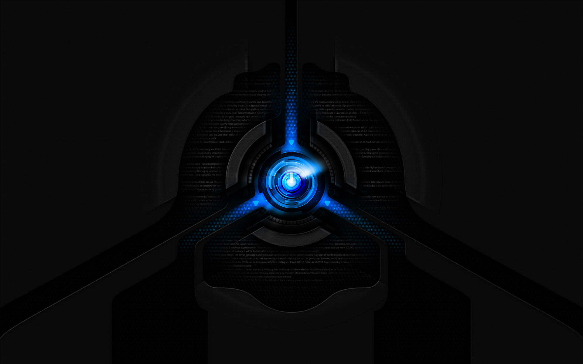 Black And Blue Logo Wallpaper HD 29919 Wallpaper with 1920x1200 1920x1200