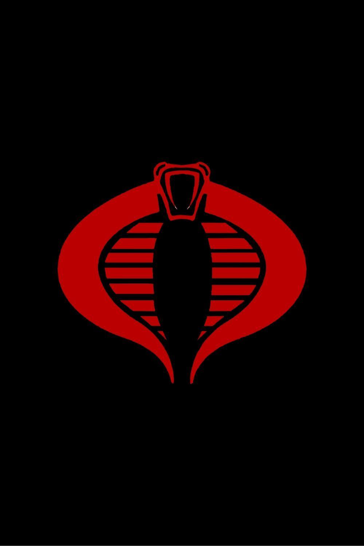 Gi Joe Cobra Enemy Logo Gi joe cobra Gi joe Cobra 1000x1500
