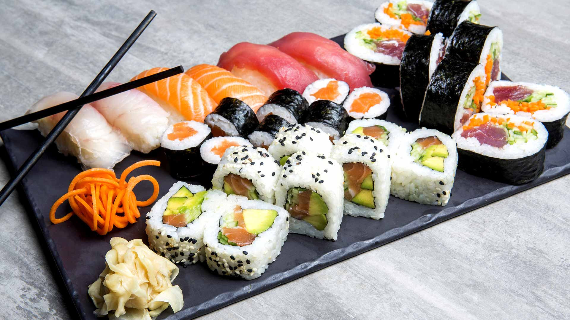 5436141 1920x1080 sushi wallpaper Cool wallpapers for me 1920x1080