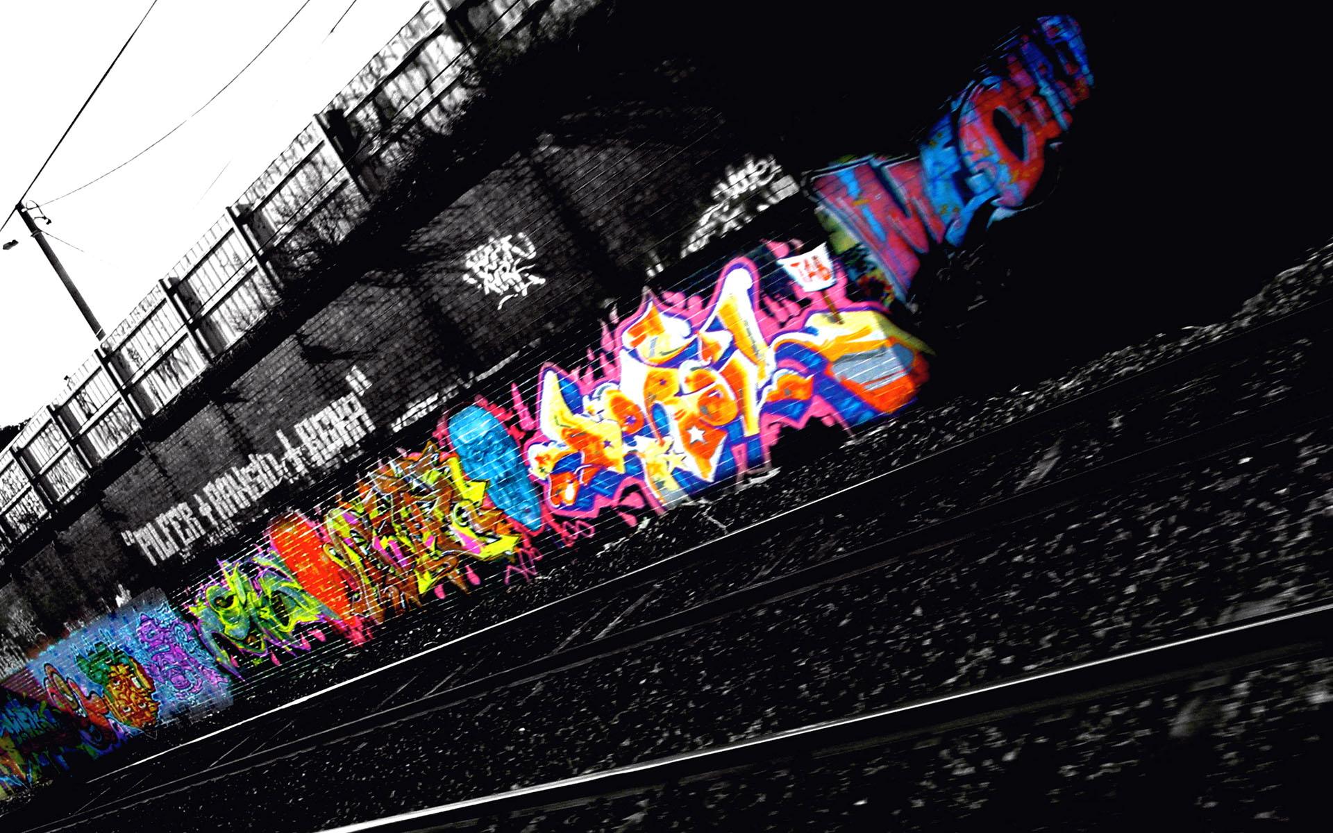 Graffiti Computer Wallpapers Desktop Backgrounds 1920x1200 ID 1920x1200